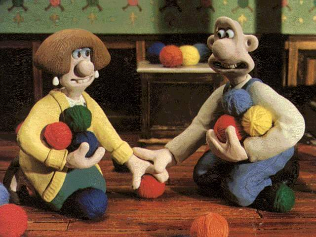 Stephens Wallace and Gromit Page  A Close Shave  Images