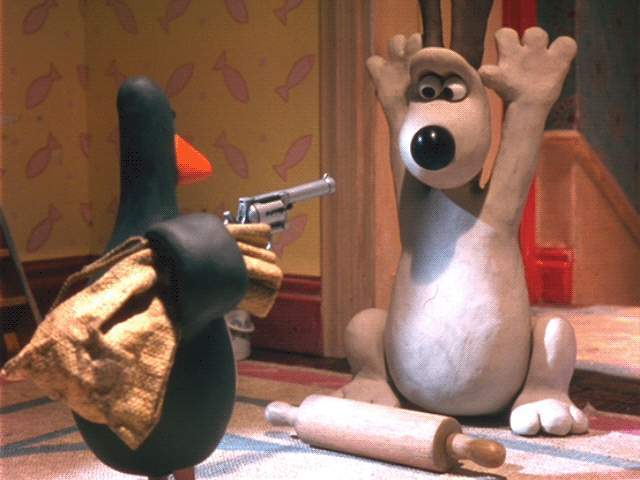 Evil penguin wallace and gromit - photo#14